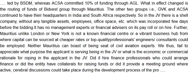 India S Authority For Advance Rulings Unlike London Or New York Mauritius Is Not A Known Financial Centre Bizweek